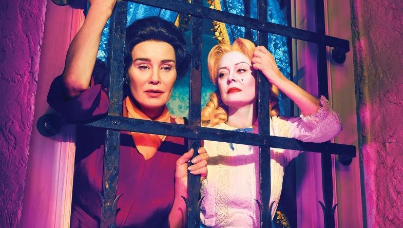 Konflikt: Bette i Joan