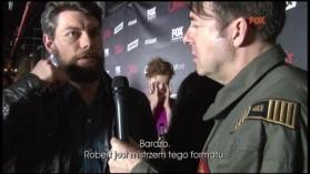 Outcast na Comic-Con: Patrick Fugit